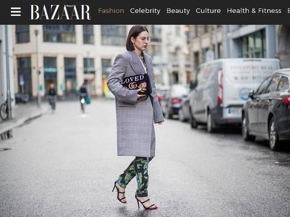 Harpers Bazaar AU