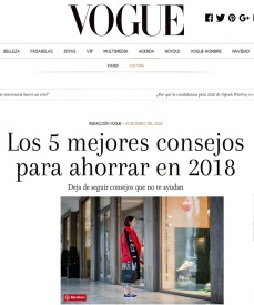 VOGUE MX