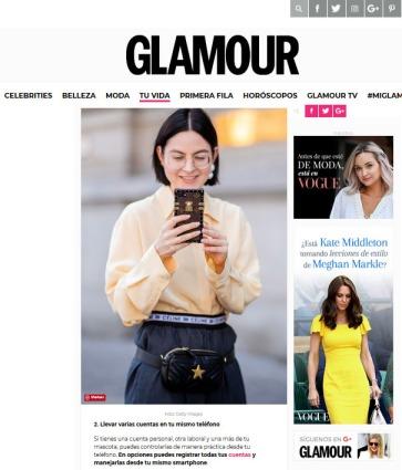 Glamour MX