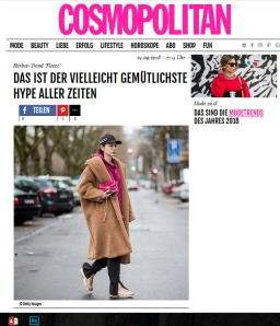 Cosmopolitan DE