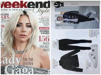 weekend magazine